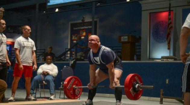 Strongman konkurranse